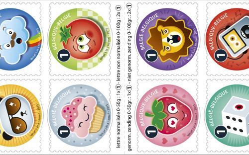 26 januari: Smoeltjes - Het postzegelboekje