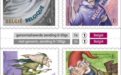 21 januari: Sprookjesfiguren - Het volledige boekje