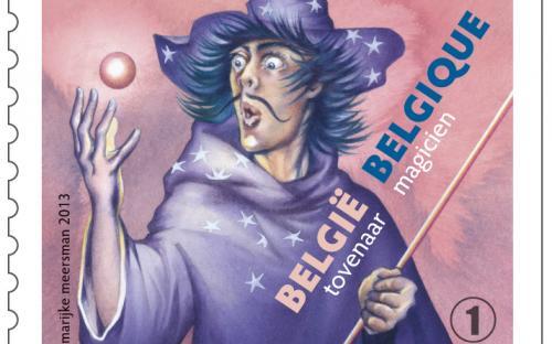 21 januari: Sprookjesfiguren - De Tovenaar