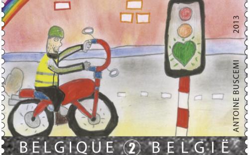 11 februari: verkeersveiligheid 'Go for Zero', fietser