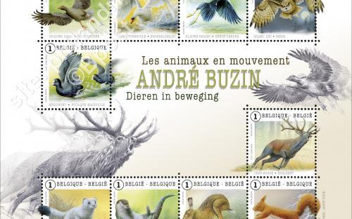 23 maart: Dieren in beweging (André Buzin) - Het volledige blaadje
