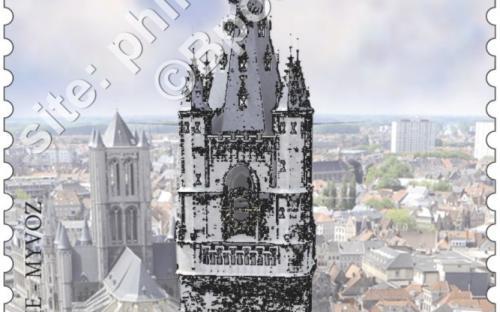 14 maart: Gent - Markten & Floraliën, Belfort