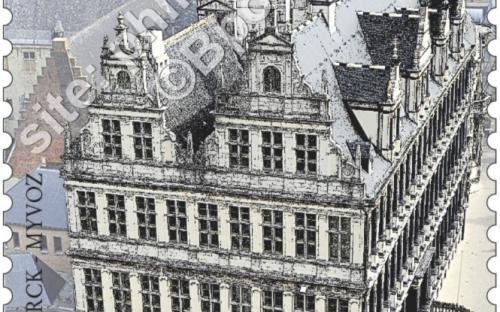 14 maart: Gent - Markten & Floraliën, Stadhuis
