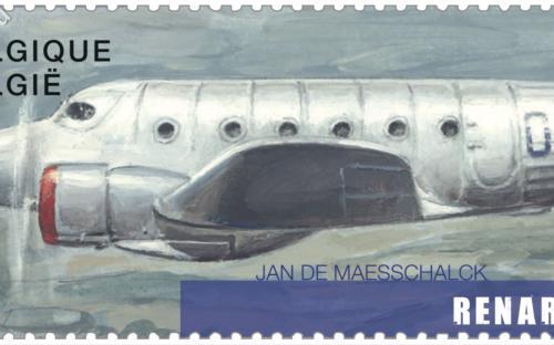 13 juni: Vlucht door de tijd, Renard 1938
