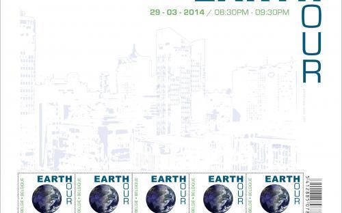 10 maart: Earth Hour - Het volledige vel