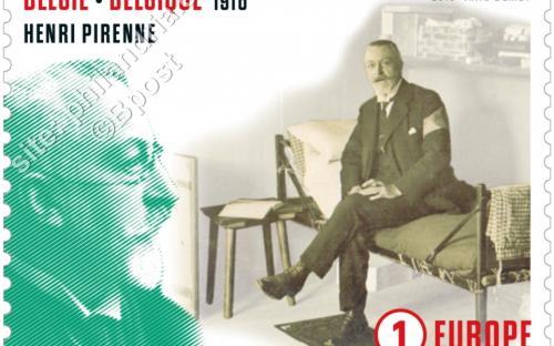 13 juni: De Groote Oorlog (Henri Pirenne)