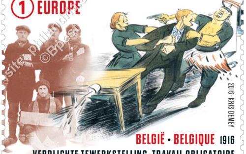 13 juni: De Groote Oorlog (Verplichte tewerkstelling)