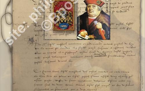 13 juni: 500 jaar Magna Carta (compleet blaadje)