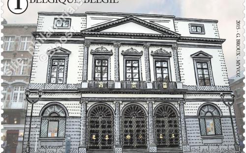 1 juni: De Grote Markt van Mons (Theater)