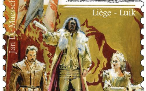 13 mei: Opera (200e verjaardag van Verdi & Wagner), Otello, Verdi