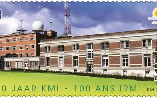 24 juni: 100 jaar KMI, het gebouw