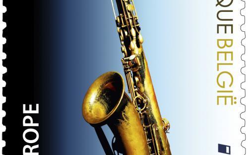7 juli: Europa-uitgifte - De Saxofoon