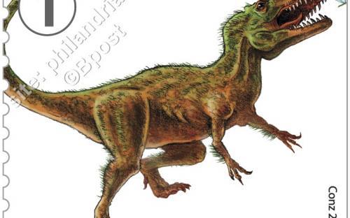 7 september: Geduchte Dino's (Tyrannosaurus Rex)