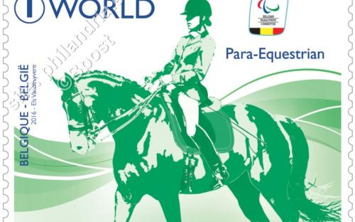 22 augustus: Olympische Spelen en Paralympiques te Rio, Para-Equestrian