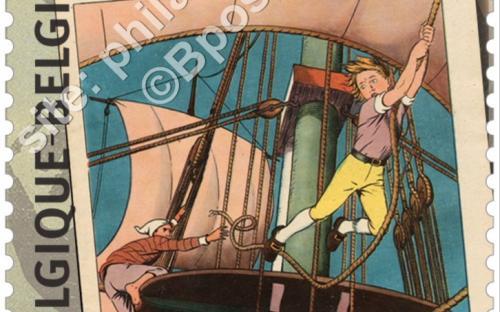 22 augustus: 70 jaar Weekblad Kuifje / Journal Tintin 2
