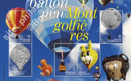 7 september: Luchtballonnen - Het volledige blaadje