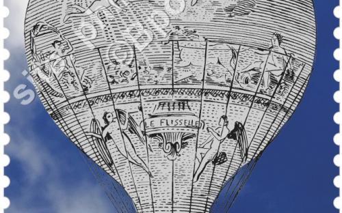 7 september: Luchtballonnen (Montgolfier)