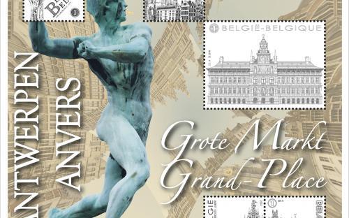 8 september: De Antwerpse Grote Markt - Het volledige vel