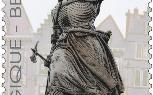 28 oktober: Grote Markt van Doornik, Christine de Lalaing
