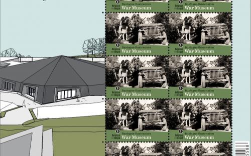 28 oktober: Bastogne War Museum, volledig blaadje