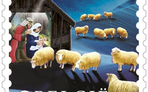 28 oktober: Kerstmis (binnenland)
