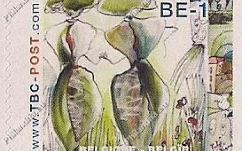 BE-1 (€0.67) - Insecten, Wandeling