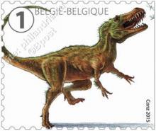 België - Bpost, Geduchte dino's