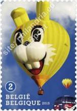 België - Bpost, Luchtballonnen